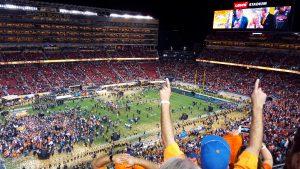 Super Bowl 50 victory