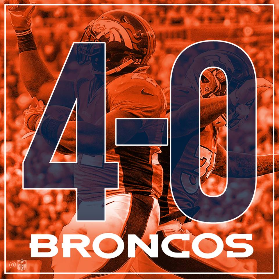 Broncos are 4-0