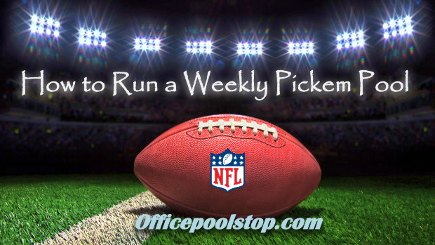 NFL Weekly Pickem